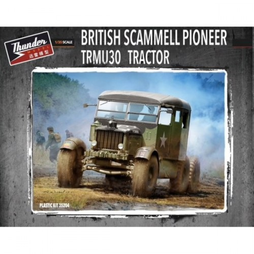 Scammell Pioneer TRMU30 Tractor 1/35