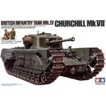 CHURCHILL MK. VII 1/35 TAMIYA