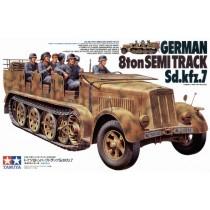 Sd.Kfz.7 8 ton 1/2 track 1/35