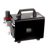Compresor con filtro y regulador AS-18A
