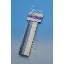 Assorted Sanding Files 20 mm width 1 fine / 1 medium / 1 coarse