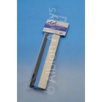 Lijas surtidas profesionales: 165x20 mm. 100/180-120/240-240/320