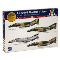 McDonnell F-4C/F-4D/F-4J Phantom II Aces 1/72