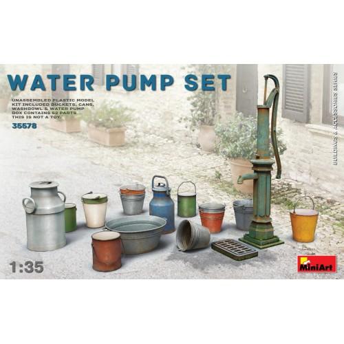 Water pump set. 1/35