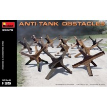 Anti-tank Obstacles. 1/35