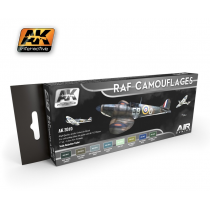 RAF CAMUFLAJES (AIR SERIES)
