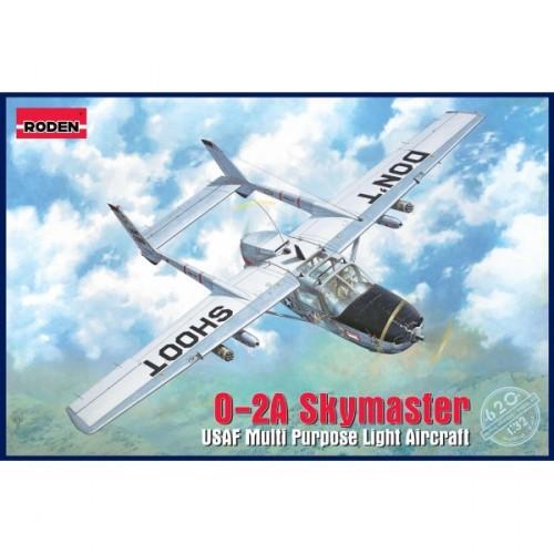 Cessna O-2A Skymaster 1/32