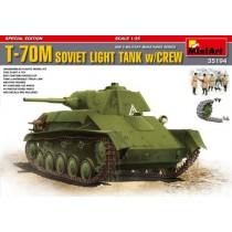 Soviet T-70M Special Edition 1/35