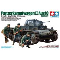 Panzerkampfwagen II Ausf. C (Sd.Kfz.121) 1/35