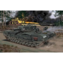 Churchill Mk.IV AVRE  1/72