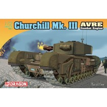 Churchill Mk.III AVRE 1/72