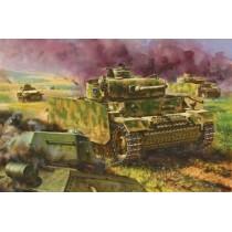 Pz.Kfpw.III Ausf.M With Schurzen 1/72
