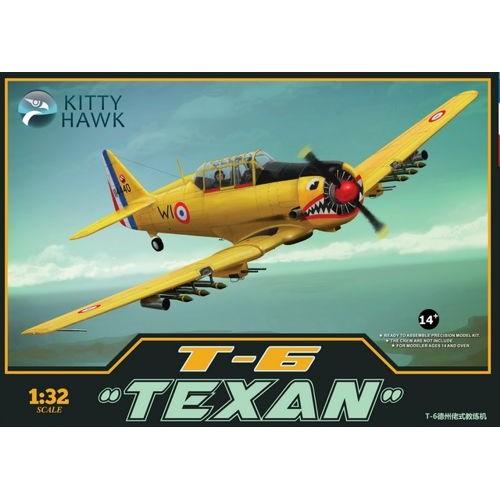 North-American T-6 Texan  1/32