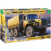 Ural 4320 Russian Army Truck 1/35