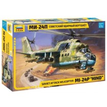 MiL Mi-24P Hind F Attack Helicopter  1/72