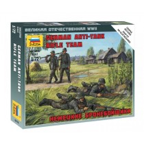 German Anti-Tank Rifle Crew (WWII)  1/72