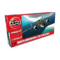 North-American B-25C/D Mitchell 1/72