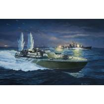 PT109 Patrol Torpedo Boat New Tool 1/72