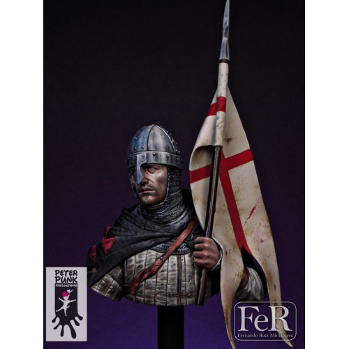 Knight Templar, Holy Land, 1120 1/12