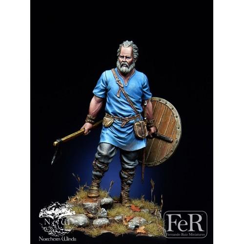 Viking Raider, Ireland, 795 54MM.