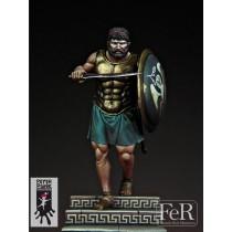 Athenian Hoplite, 334 BC 54MM.