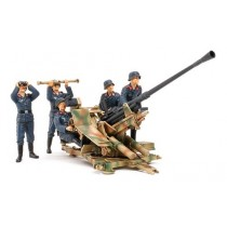 German (WWII) 3.7cm AA Gun Type 37 Crew Set 1/35