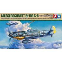 Messerchmitt Bf-109G-6 New Tool 1/48