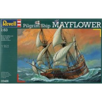 Mayflower Pilgrim Fathers ship 1/83