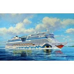 Cruise Ship AIDAblu, AIDAsol, AIDAmar, AIDAstella.  1/400