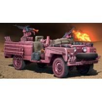 SAS Land Rover 'Pink Panther' 1/35