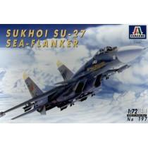 Sukhoi Su-27D Sea Flanker 1/72