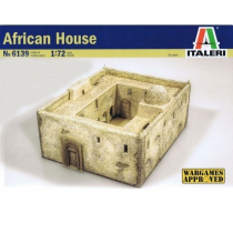 North African House 1/72