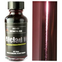 HOT METAL RED 30ML.
