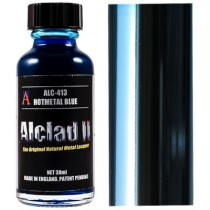 HOT METAL BLUE 30ML.