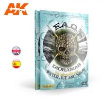 AK 8050 F.A.Q. DIORAMAS 1.2 EXTENSIÓN: AGUA, HIELO Y NIEVE