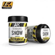 TERRAINS SNOW 250ML