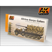 Afrika Korps Color Set