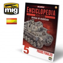 ENCICLOPEDIA DE TECNICAS DE MODELISMO DE BLINDADOS VOL. 5 - TOQUES FINALES