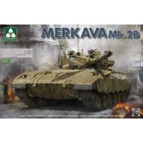 Merkava 1 Israeli Main Battle Tank Mk.2B  1/35
