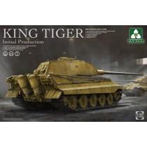 Pz.Kpfw.VI King Tiger Initial Production 1/35