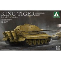 Pz.Kpfw.VI King Tiger Initial Production 1/35