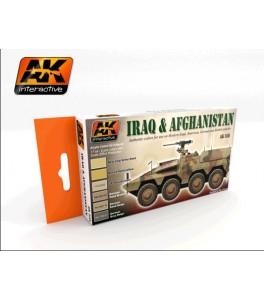 Acrilicos Iraq Y Afganistan