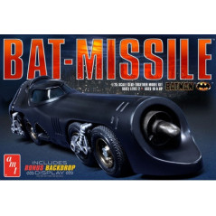 Batman Bat Missile 1/25