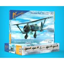 Henschel Hs-123B-1 1/48
