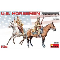 U.S. Horseman. Normandy 1944 1/35