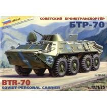 Soviet BTR-70 Personal Carrier  1/35