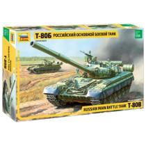 Russian Main Battle Tank T-80B 1/35