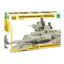 Soviet Tank Crew - Combat Version  1/35