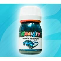 Chevrolet Mecom Blue Gravity Colors Paint– GC-2113