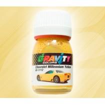 Chevrolet Millennium Yellow Gravity Colors Paint– GC-1112